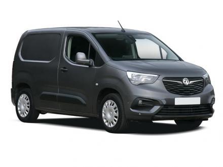 Vauxhall Combo Cargo L1 Diesel 2300 1.5 Turbo D 130ps H1 Edition Van